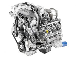 Chevrolet - GMC - Duramax