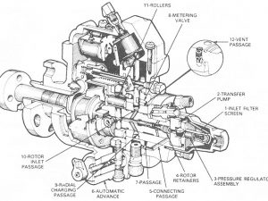 Diesel Fuel Injection Pumps